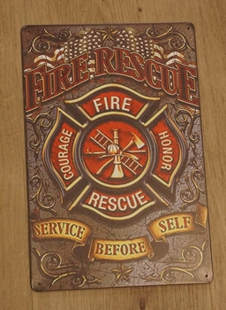 "Billboard "" Fire resoue ""  brandweer logo"