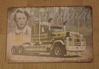 """Billboard  """"Vrachtwagen """"  Ben Hail"""