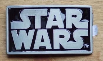 """Gesp buckle  """"  Star wars """"   UITVERKOCHT"""