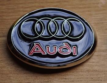 """Automerk  gesp  """"  Audi """"   UITVERKOCHT"""