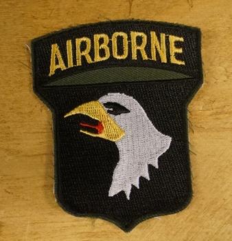 """Strijkapplicaties  """" Airborne """""""