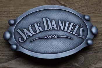 "Belt buckle   "" Jack Daniel's  ""  UITVERKOCHT"