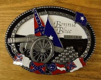 "Buckle  ""  Bonnie blue """