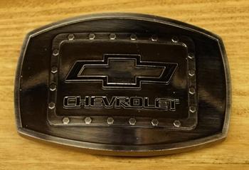 """Belt buckle  """" Chevrolet """""""