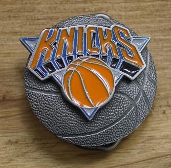 "American basketball buckle  "" Knicks """