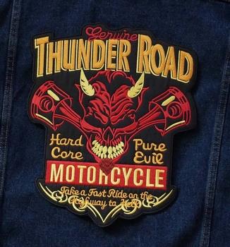 "Applicatie   "" Thunder road """