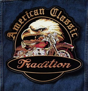 "Applicatie   "" American classic tradition """