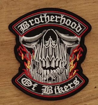 "Applicatie   "" Brotherhood of bikers """