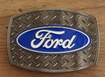 "Automerk buckle  "" Ford """
