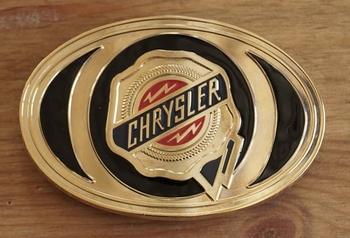 "Automerk buckle  "" Chryster """