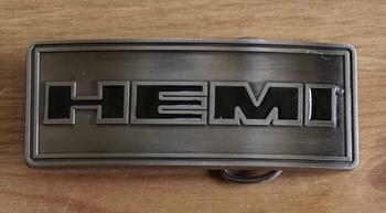 """Automerk buckle """" Hemi """""""
