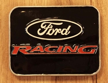 "Buckle "" Ford Racing """