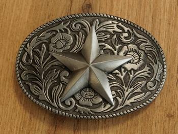 "Buckle  "" The state of Texas ""  UITVERKOCHT"