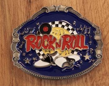 """Gesp  """" Rock 'n Roll """" schoenen"""