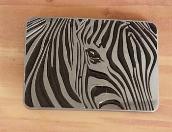 "Buckle  "" Zebra """