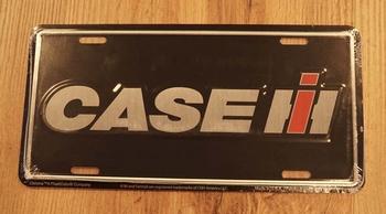 """Billboard / nummerrplaat  """" Case IH """""""
