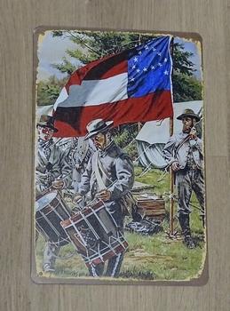 "Billboard "" Cavalerie leger Amerikaanse burgeroorlog """