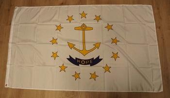 """Amerikaanse Staten vlag """" Rhode Island """""""
