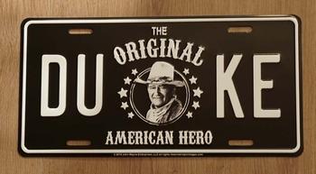 """Billboard  """" The original duke American hero """" John Wayne"""
