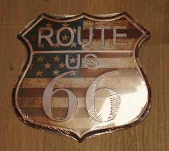 "Billboard "" Route us 66 """