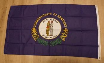 """Amerikaanse Staten vlag """" Kentucky """""""