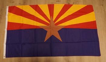 """Amerikaanse Staten vlag """" Arizona """""""