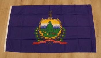 "Amerikaanse Staten vlag "" Vermont """