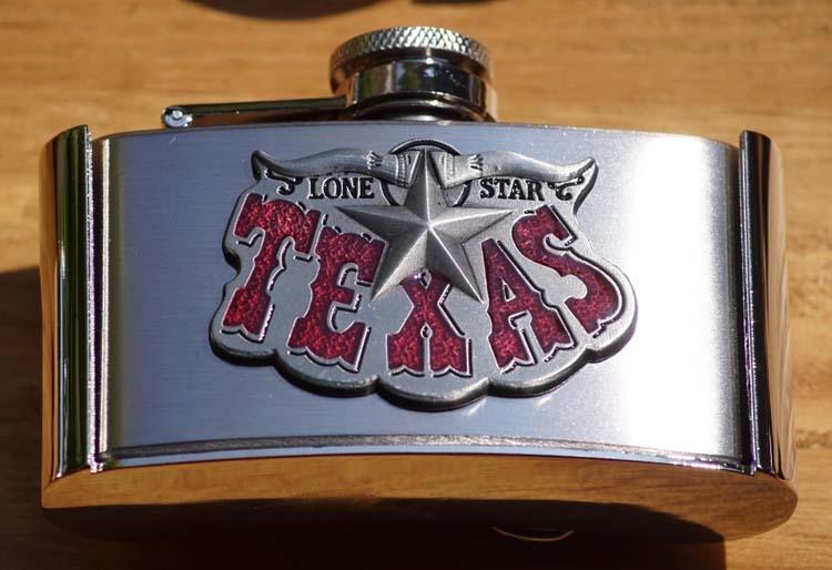 """Aansteker buckle """"  Texas """""""