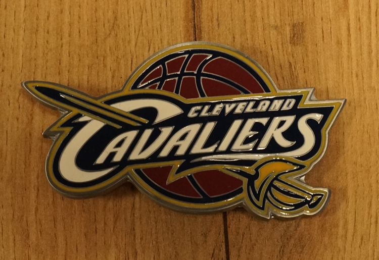 """American football buckle """" Cleveland cavaliers """""""