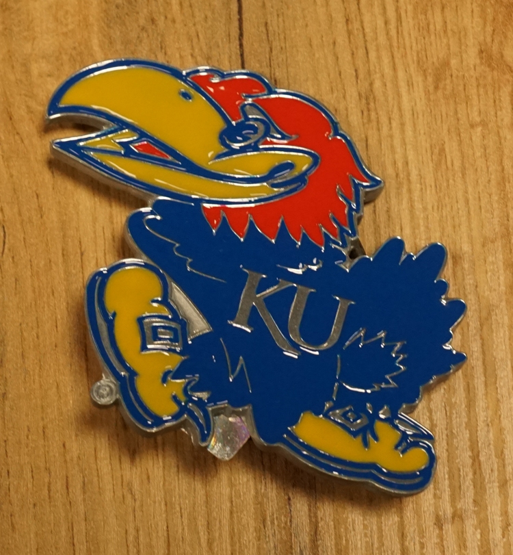 "American football buckle "" Kansas """