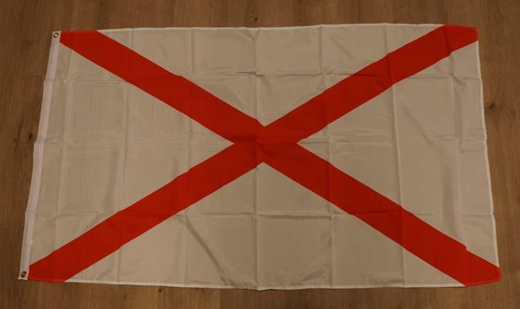 """Amerikaanse Staten vlag """" Alabama """""""