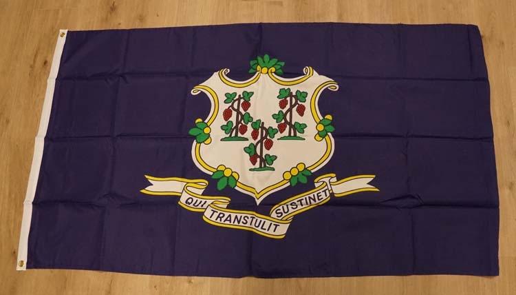 "Amerikaanse Staten vlag "" Connecticut """