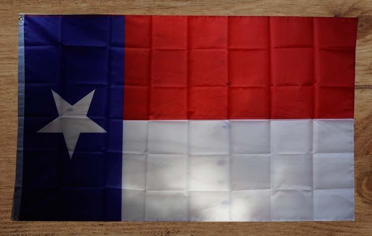 """Amerikaanse Staten vlag """" Texas """""""