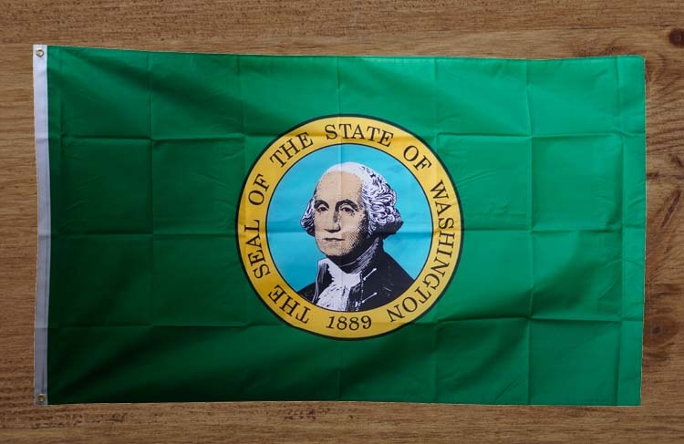 "Amerikaanse Staten vlag "" Washington """