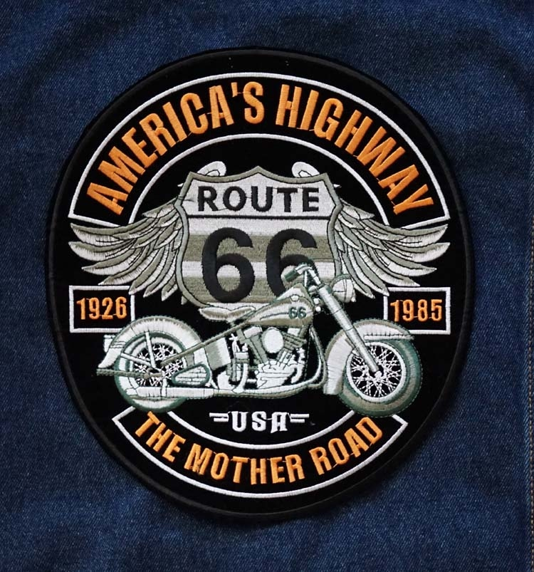 "Applicatie   "" America's highway route 66 """