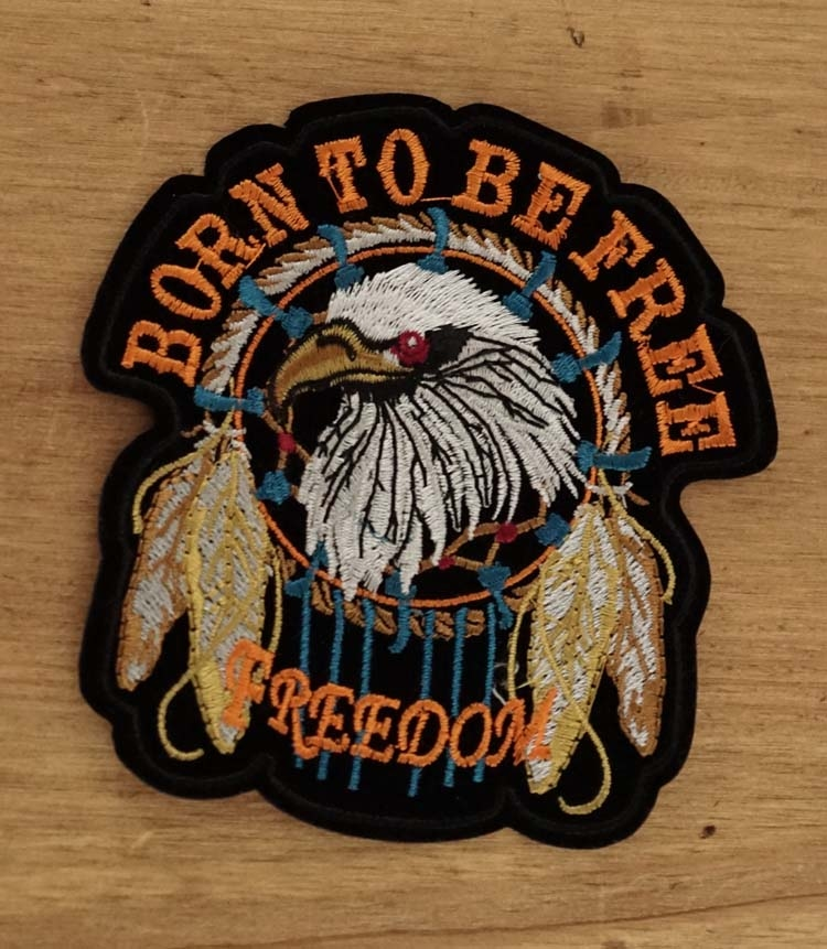 "Applicatie   "" Born to be free, freedom """