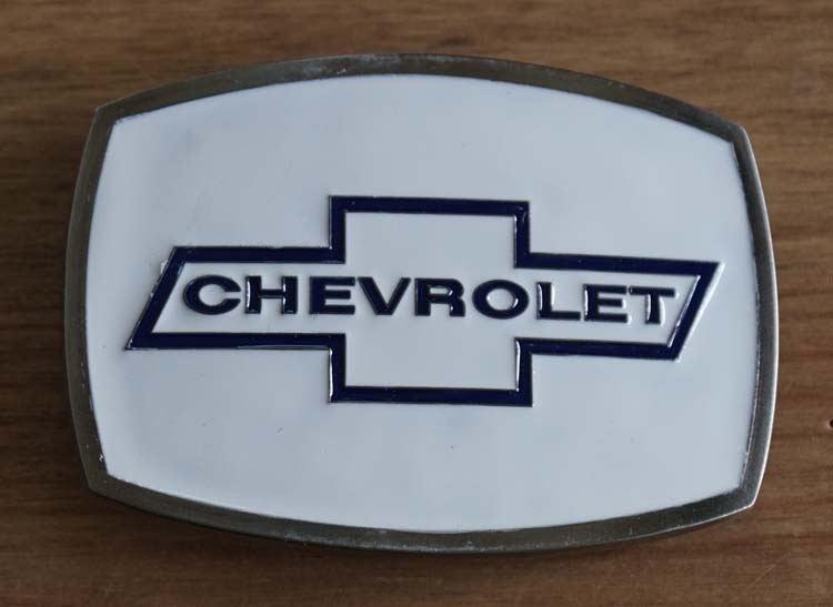 "Automerk buckle "" Chevrolet """