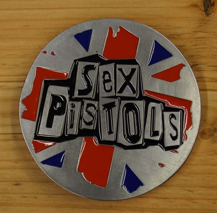 """Belt buckle  """" Sex Pistols """""""