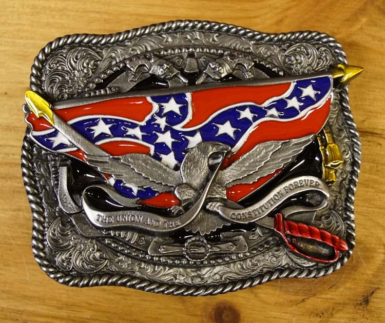 """Buckle  """"  The union and the constitutions """""""
