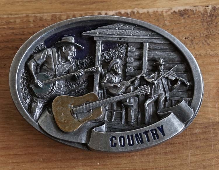 """Buckle  """" Country """""""