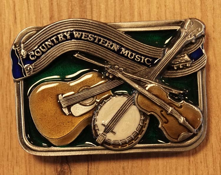"Buckle  "" Country music """