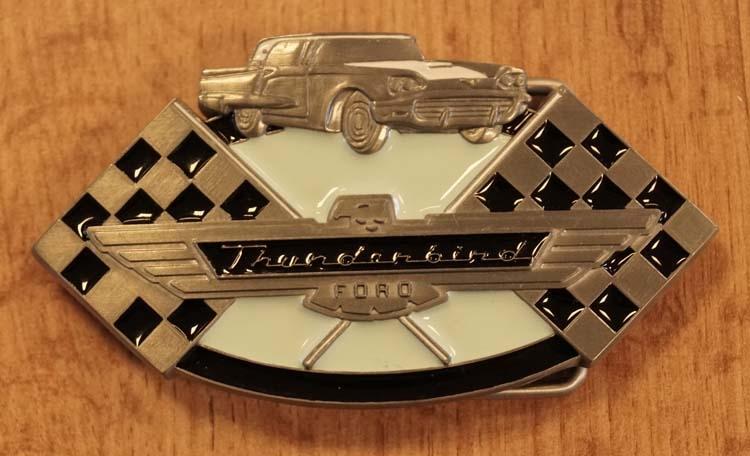 "Buckle  "" Ford Thurdbird """