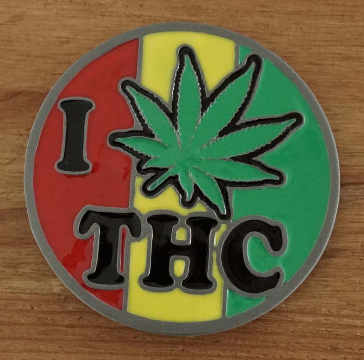 "Buckle  "" I wiet THC """