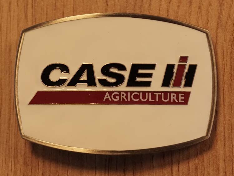 "Buckle "" Case IH agriculture """