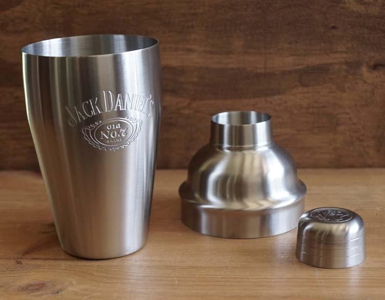 "Cocktail shaker "" Jack Daniels """