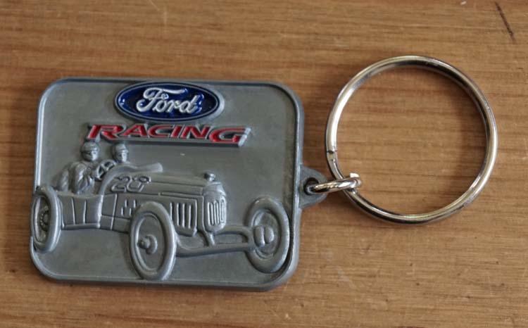 """Sleutelhanger  """" Ford racing  """""""