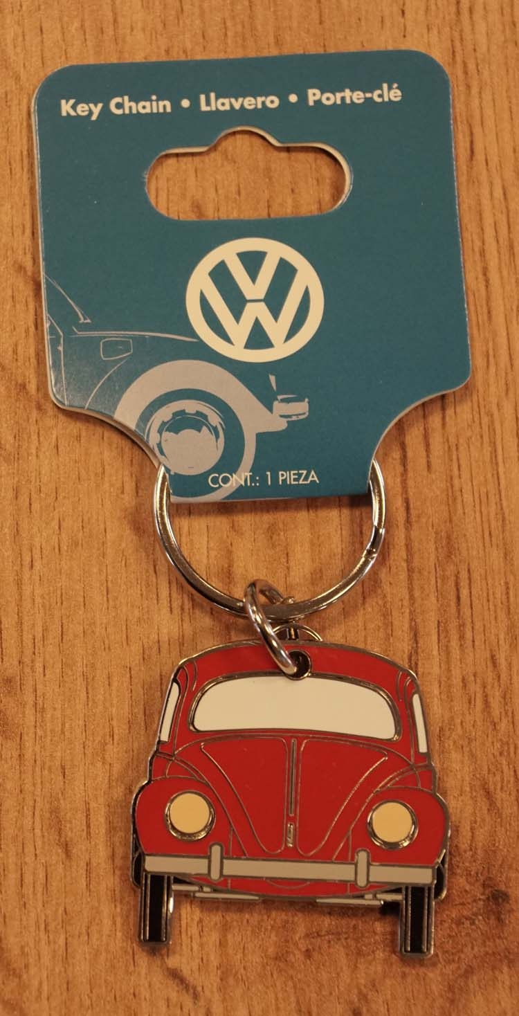 """Sleutelhanger  """" Volkswagen kever """""""