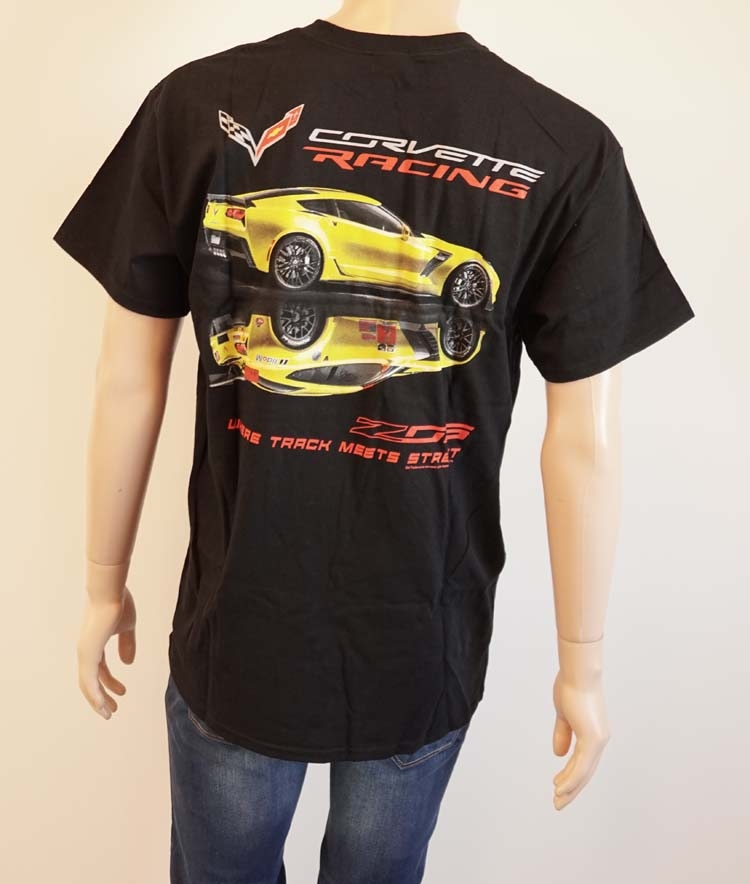 """T-shirt met korte mouwen  """" Corvette racing """""""