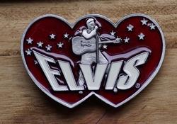 """Elvis buckle  """" Elvis """""""