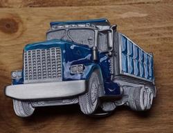 """Trucker buckle  """" Vrachtwagen """""""